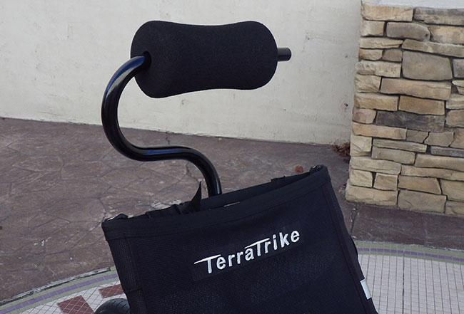 Utah Trikes - Adjustable Super Headrest for Terratrikes