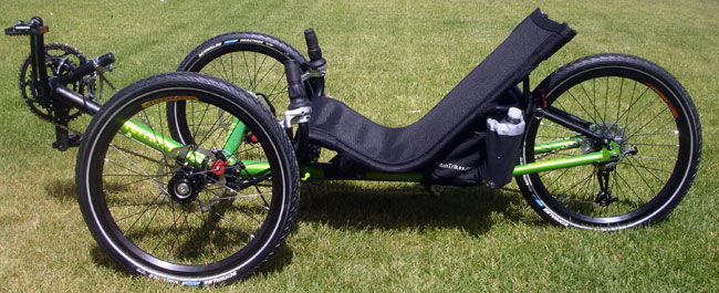 Recumbent Tadpole Trikes What Is That Thing