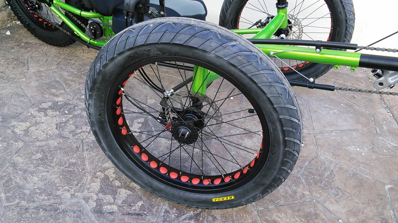 Utah Trikes Trikes Featuring Sunlite 20x4 25 Xl Cruiser