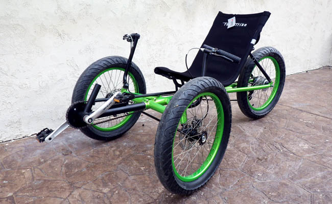 Utah Trikes Fat Trike