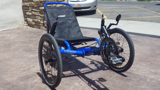 Utah Trikes - Michaels Villager