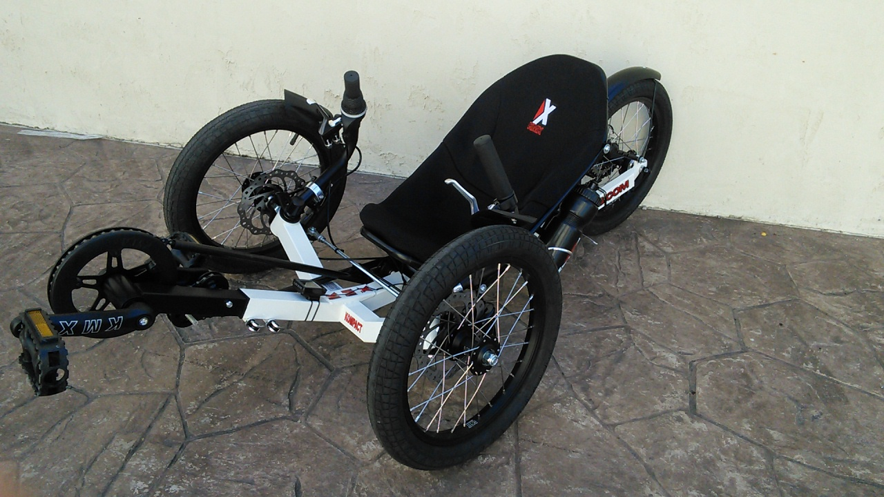KMX Kompact R Trike for Small Riders