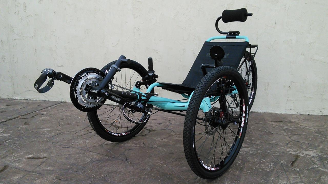 Utah Trikes - Catrike Annihilator V81 by Utah Trikes