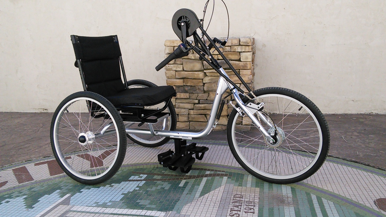 Sun HT-3 8-Speed Handcycle Trike