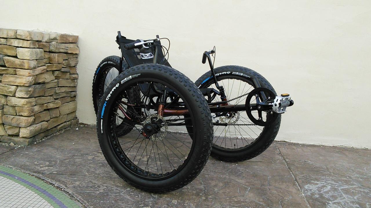 Utah Trikes Jory S Extended Quad