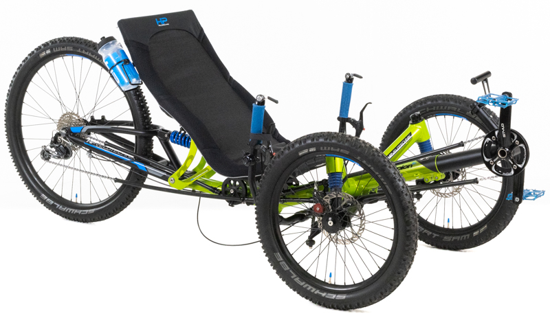 HP Velotechnik Scorpion FS Enduro