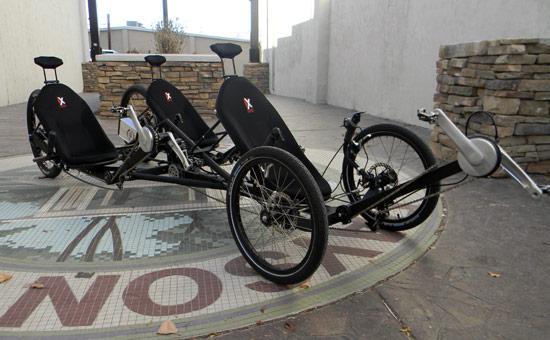 Utah Trikes Kmx Tandem Trike