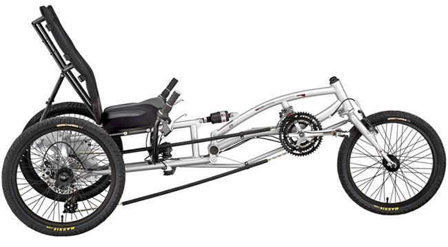 Utah Trikes Sun Ez 3 Usx Hd Delta Trike