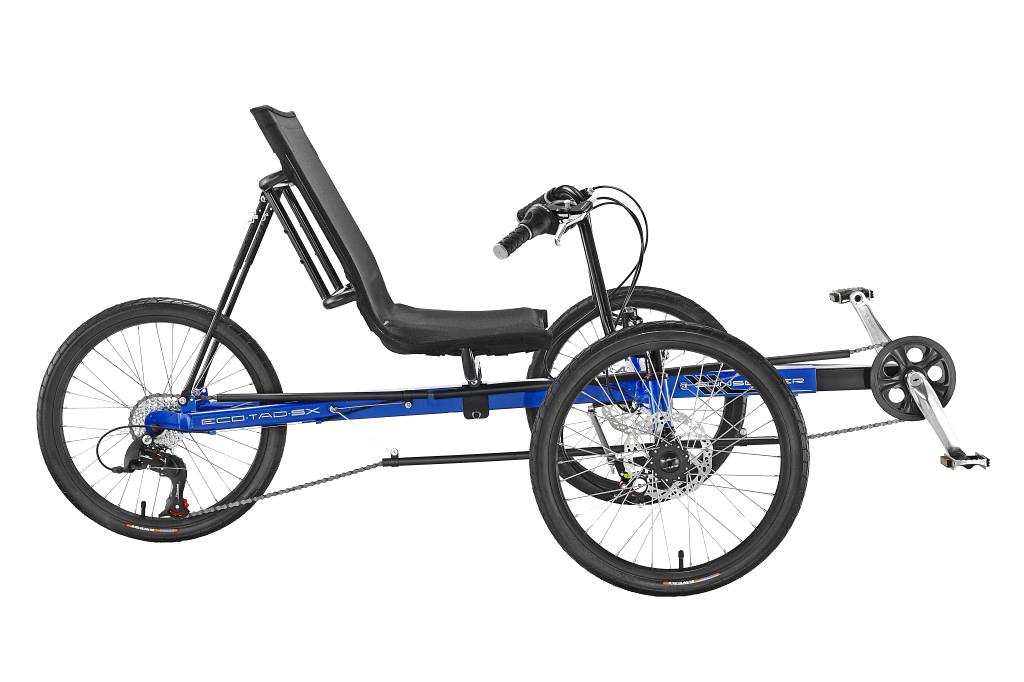 SunSeeker Eco Tad SX Tadpole Recumbent Trike
