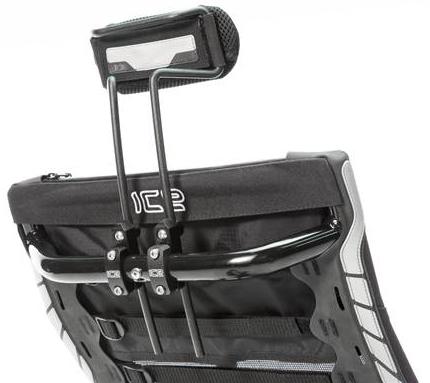 Utah Trikes Ice Adjustable Neck Rest For Ergo Flow